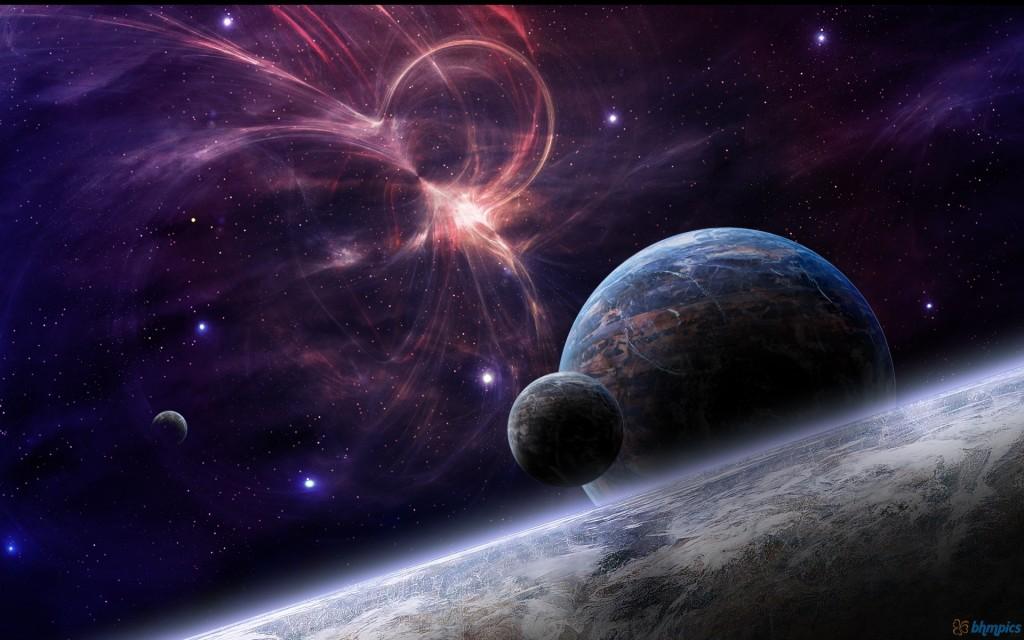 6 самых невероятных вещей, когда-либо обнаруженных в космосе.