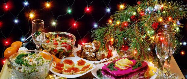 Меню на Новый 2019 — что приготовить на новогодний стол вкусного и интересного...