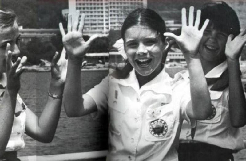 История девочки посетившей Артек, потрясла мир мир, письмо, посол, саманта смит