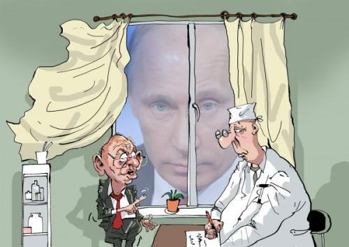 Мания трибунала, или Вот приедет Путин…