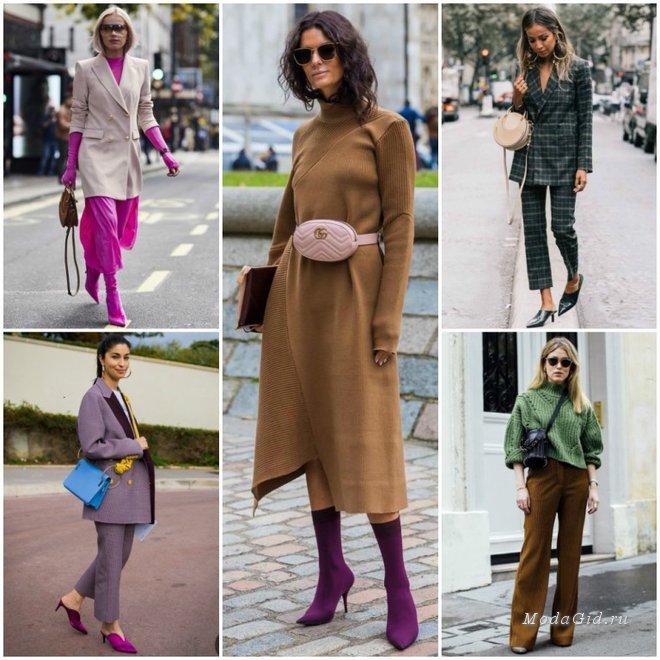 Шесть модных комбинаций в одежде, которые всегда работают – сочетаем  по-новому 72bcd953f0b