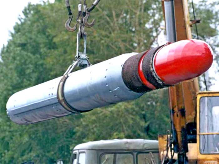 Ракетный противолодочный комплекс «Тайфун». Инфографика
