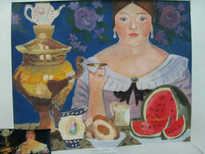 Юные гении: дети воспроизвели знаменитые шедевры живописи