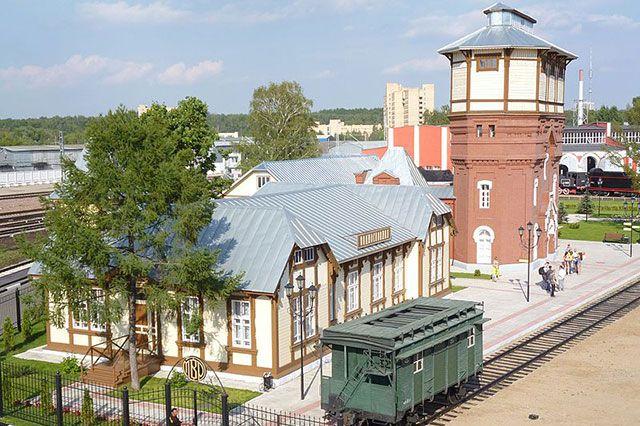 Деревянная железная дорога. Станции — объекты культурного наследия Москвы