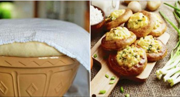 Бабулины ватрушки с картошкой: уютная выпечка из минимального набора продуктов