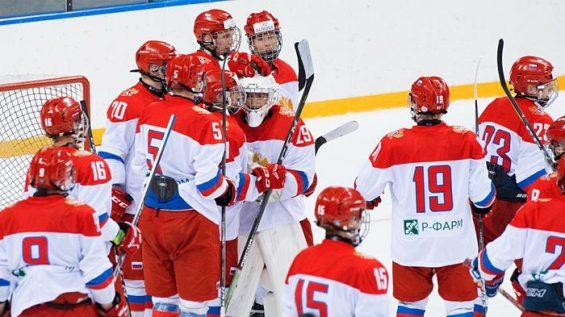 Проигрывая сборной России канадцы выключили свет
