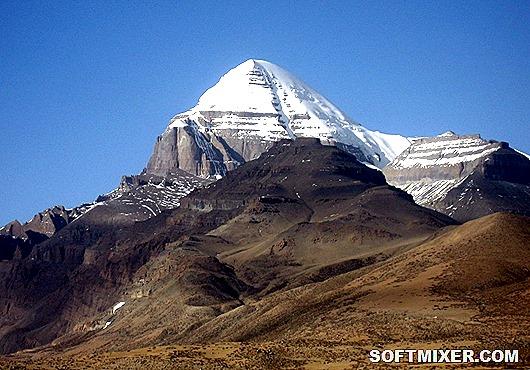 Загадки непокорённой горы
