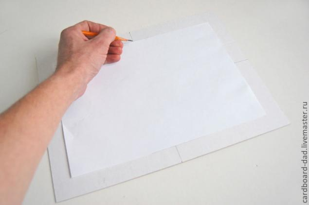 Рамка на лист а4 своими руками