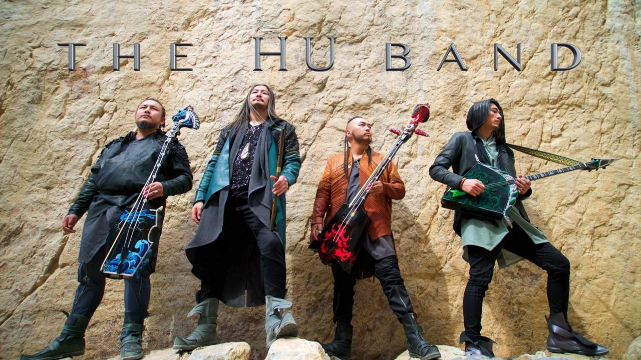 Суровый монгольский хеви-метал