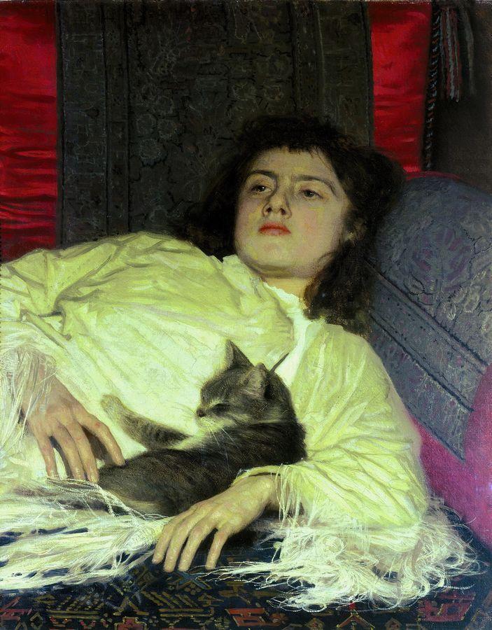 Картины Ивана Николаевича Крамского (5)