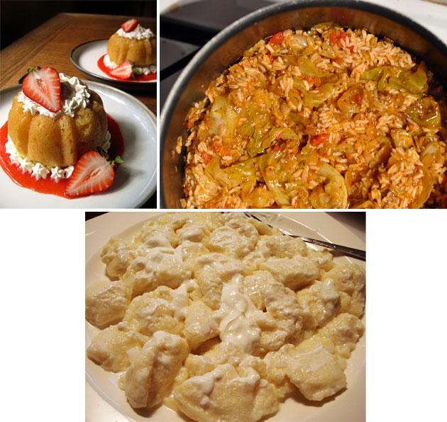 Лисички рецепт простого блюда