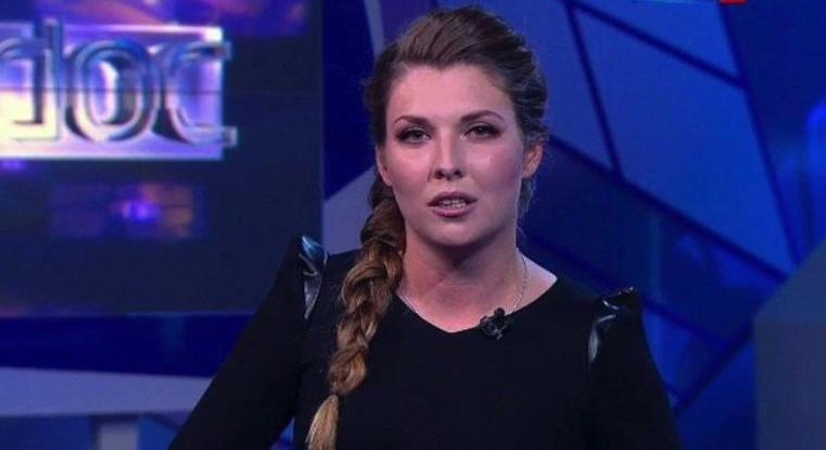 Ведущая «России 1» в прямом эфире назвала гостя идиотом и пыталась выгнать его.