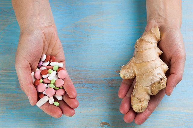 Еда вместо таблетки. 7 прост…