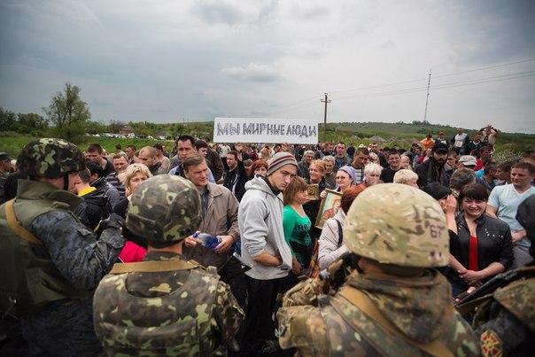 В Донецке взят в плен советник главы Совбеза Украины Парубия