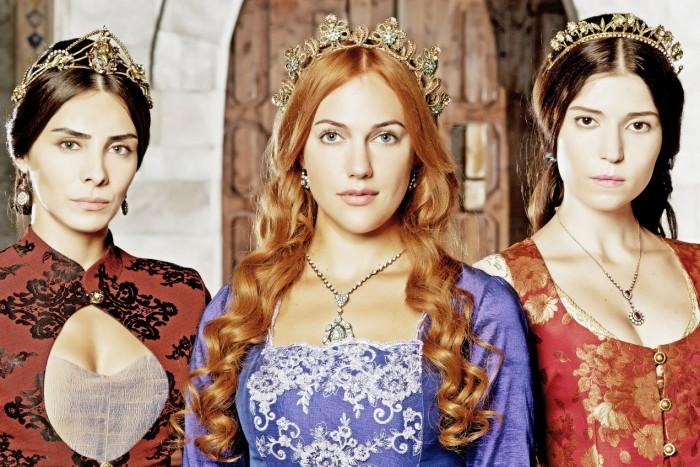 Как подбирали актеров для съемок сериала «Великолепный век»