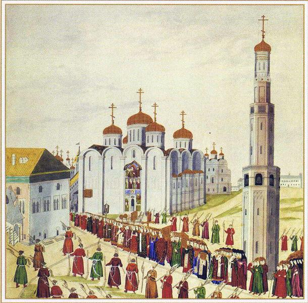 Соборы и храмы.
