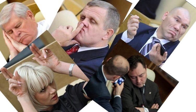 Алексей Чадаев. Госдума РФ – твердыня власти законодательной или посмешище?