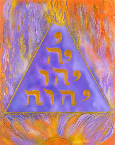 Духовное Солнце Каббалы. Цикл «Имена Божьи»