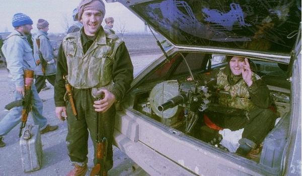 Солдаты продавали своих товарищей чеченцам