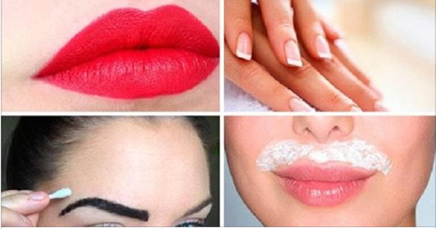 9 секретов красоты, которые пригодятся каждой женщине