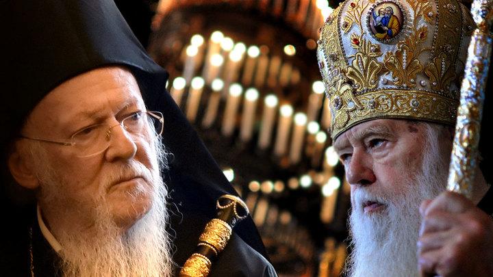 Церковный раскол на Украине:…