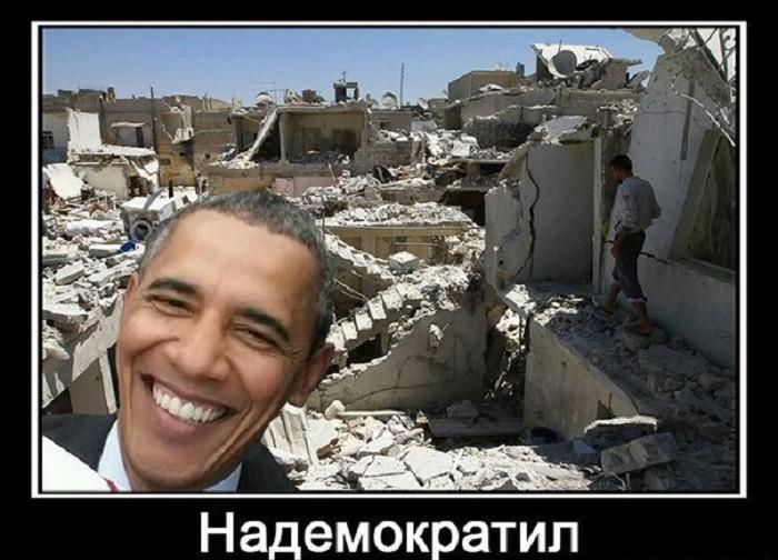 Обама рассказал об ошибочном взгляде Путина на НАТО и ЕС