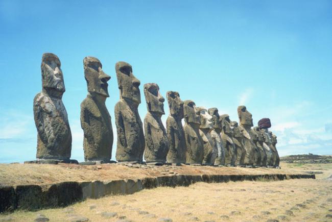Шифровка с острова Пасхи