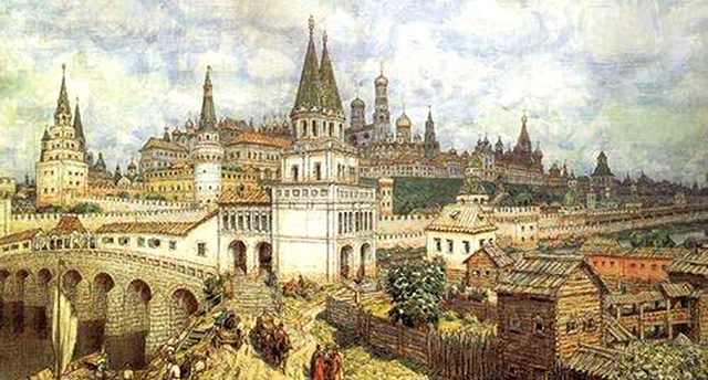 Легенды и загадки истории России —  города, которые исчезли навсегда