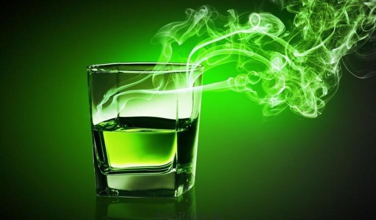 Абсент. В объятьях зелёной феи(7 фото)