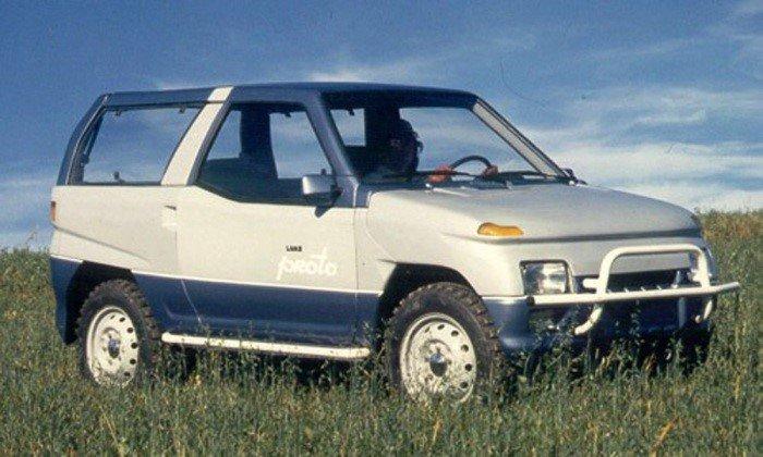 Неизвестные автомобили позднего СССР