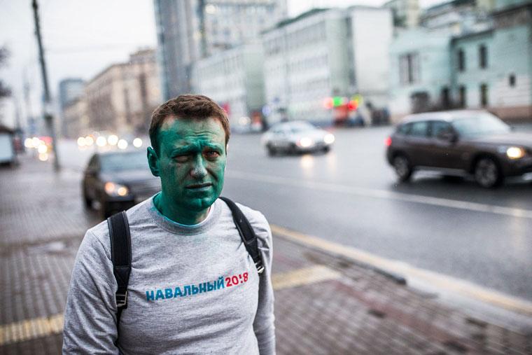 Навальный такой разный, непредсказуемый