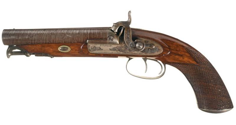 Дульнозарядные пистолеты Хауда (Howdah Pistols)
