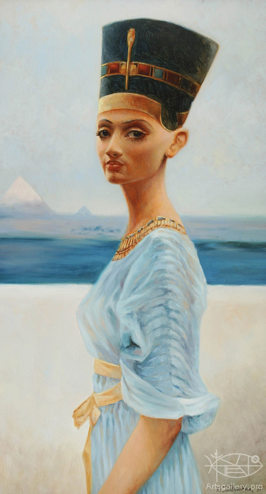 www.ArtsGallery.pro_Gavrilenok_Yuriy_Nefertiti_medium_222660 (377x700, 131Kb)