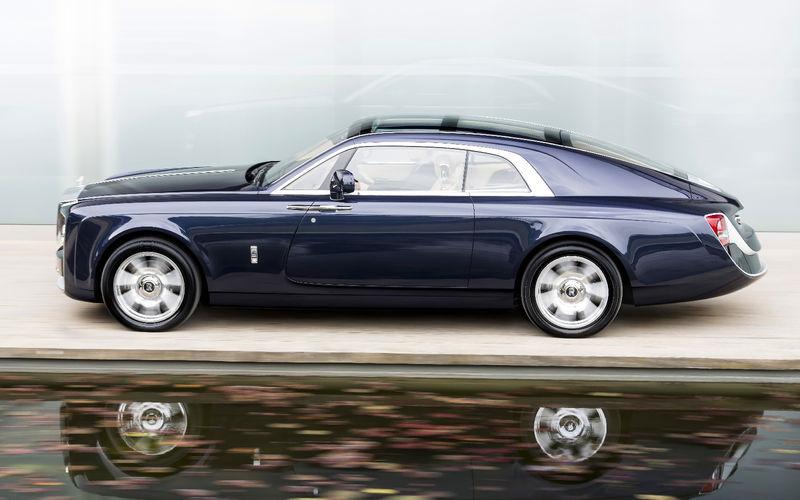 Rolls-Royce Sweptail: хозяин заплатил за него «страшную» цену