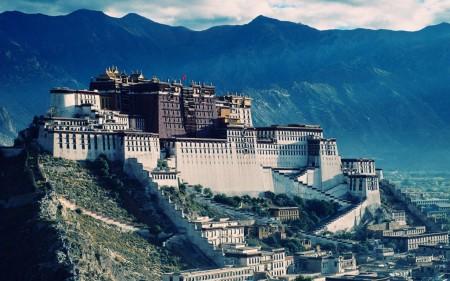 Интересное о Тибете