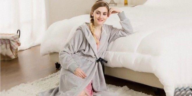 Что подарить маме на Новый год: Домашний халат