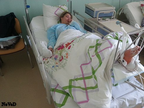 Жизнь в больнице в роли лежачего больного. Брезгливым не входить