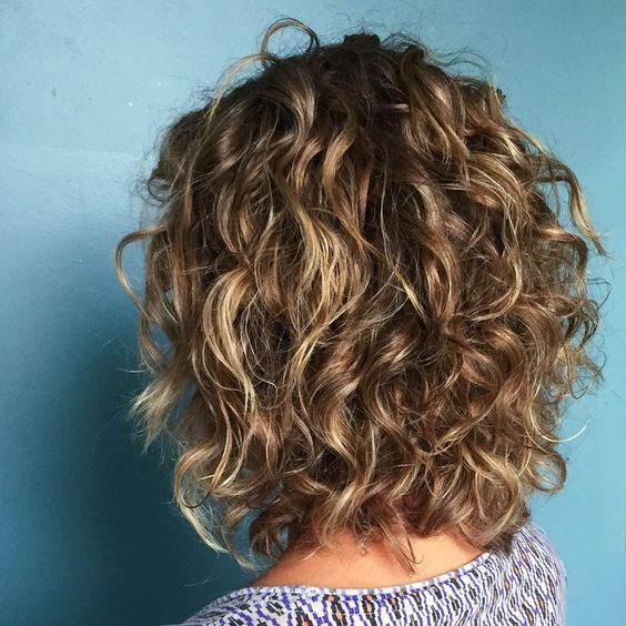 Химзавивка сегодня — даже на короткие волосы можно подобрать вариант