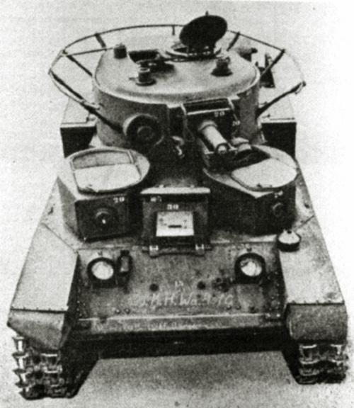 Легендарный рейд танка Т-28 по захваченному немцами Минску
