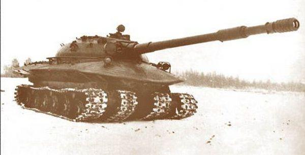 Советский танк «Луноход» или объект 279(7 фото)