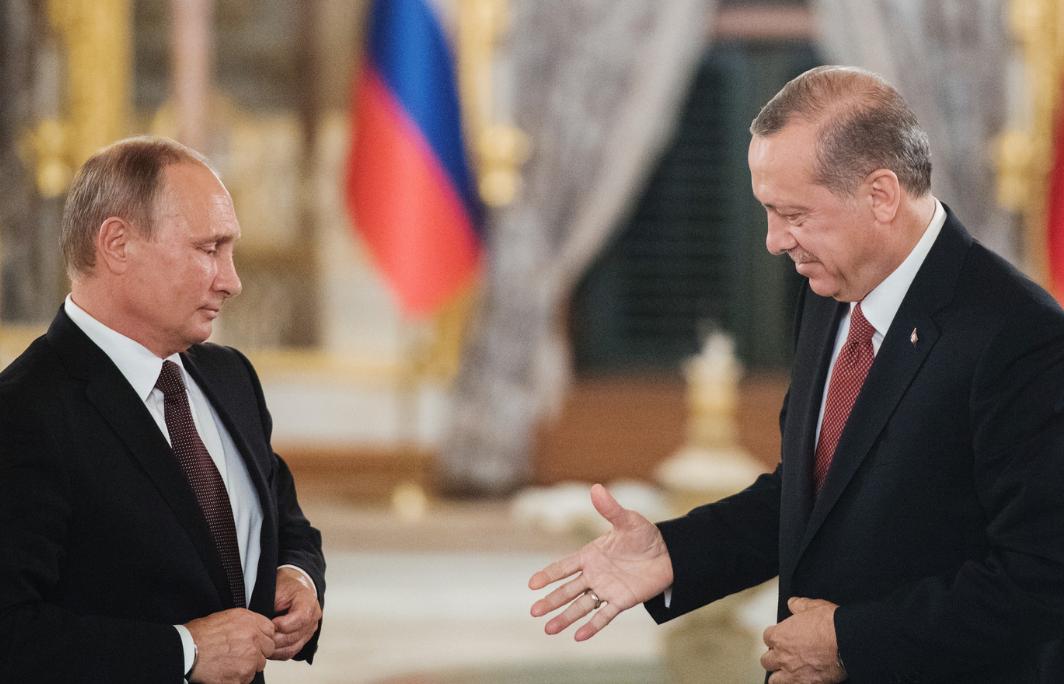 Москва снова может напомнить Турции про туристов и помидоры
