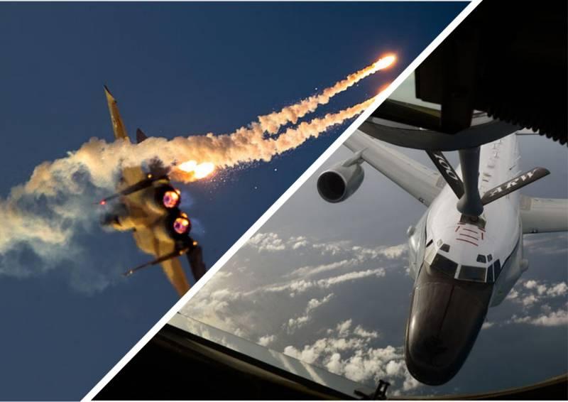 Нераскрытые цели воздушного …