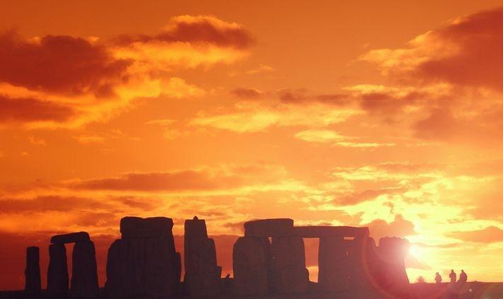 9 мест мира с самыми красивыми закатами