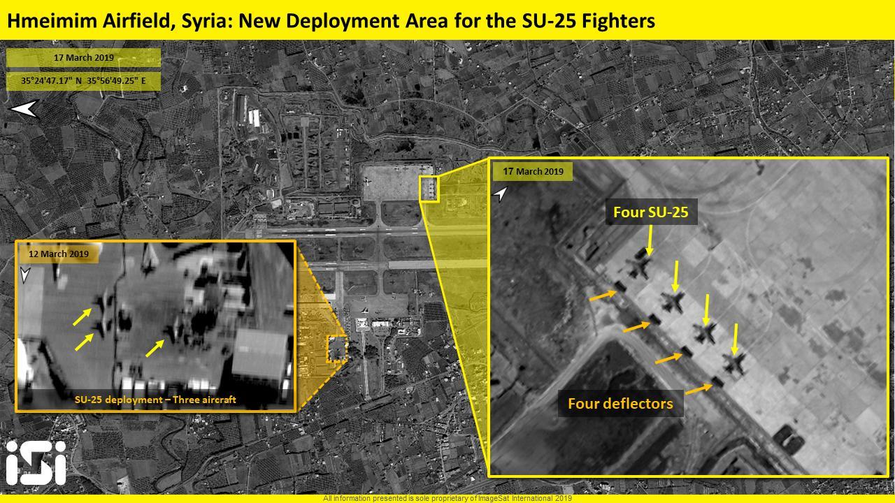 Коротко по Сирии. 17.03.2019