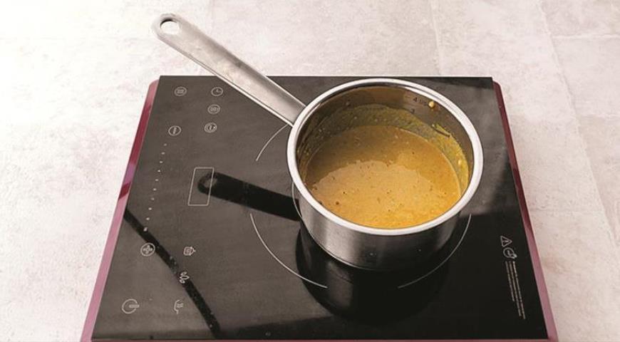 Шашлычки-сатай из индейки с арахисовым соусом. Шаг 2