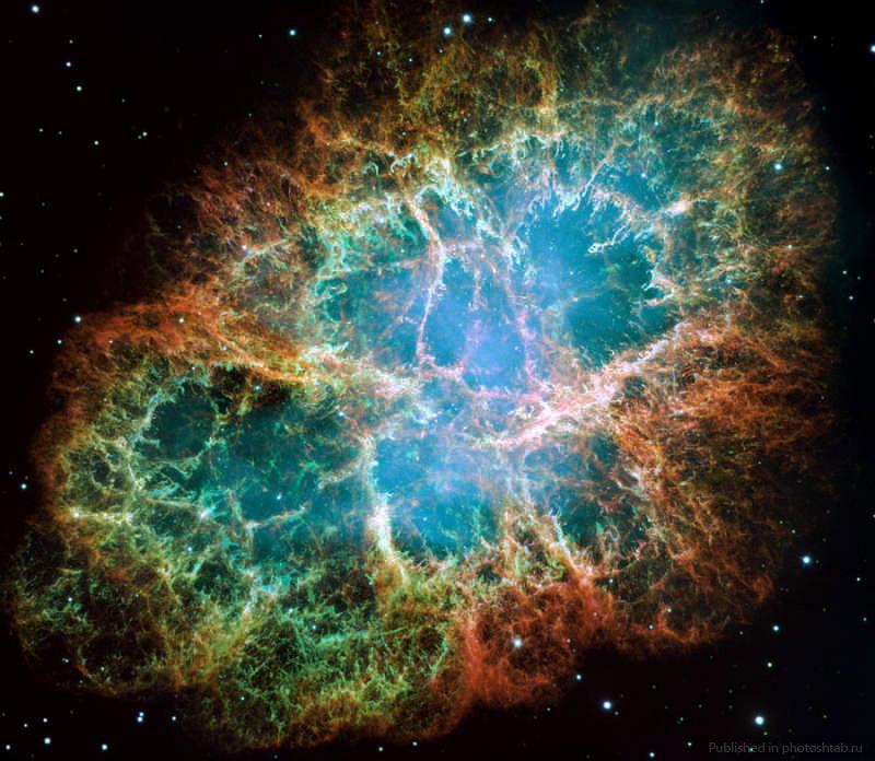 25 лучших фотографий телескопа Хаббл