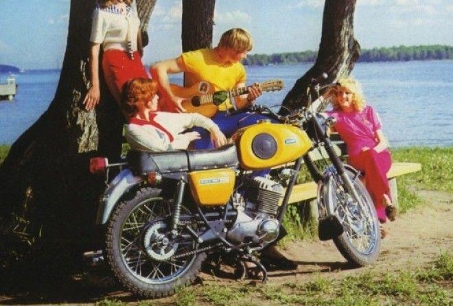 16 легендарных мотоциклов СССР