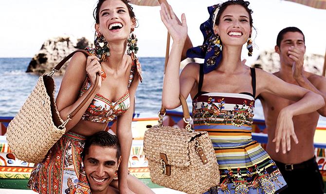 5 пляжных сумок, которые уместны и в городе