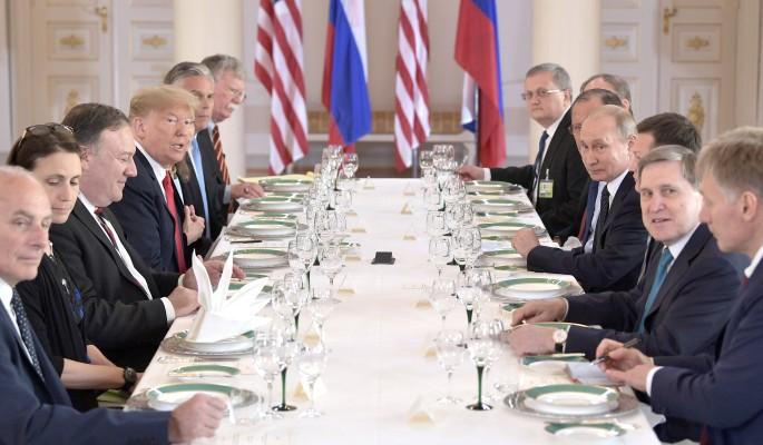 У встречи Путина и Трампа на…