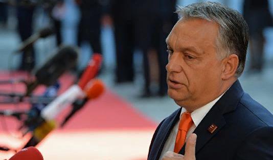 """Гуляш"" по-венгерски. Премьер Венгрии захотел как в Австрии"